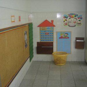 Sala de aula Ed. Infantil