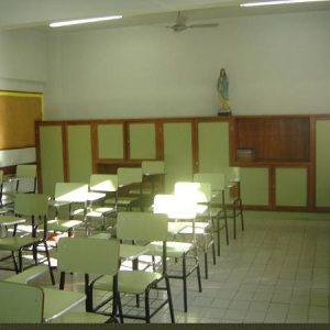 Sala de aula Ensino Médio