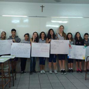 Participação dos alunos no COC