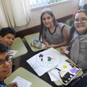 Joguinho de Ciências – 5° ano