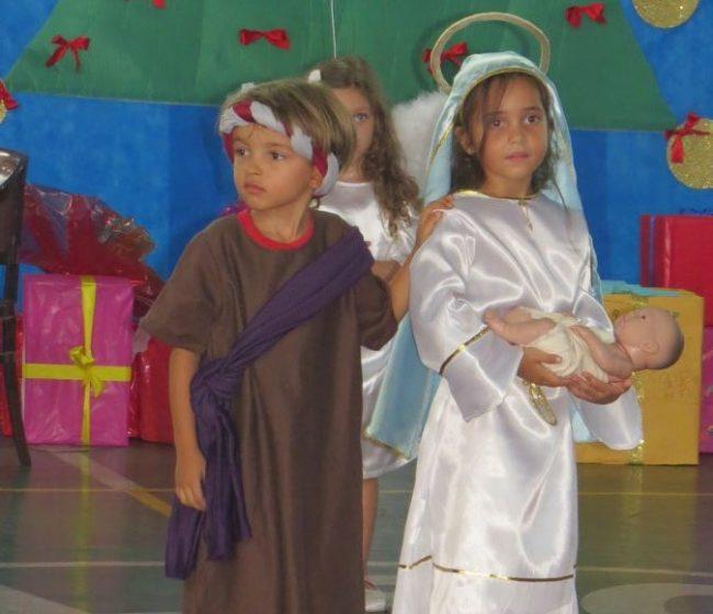 Festa de Encerramento - Ed Infantil e 1º ano