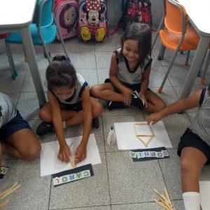 Pré 22 - atividade de matemática