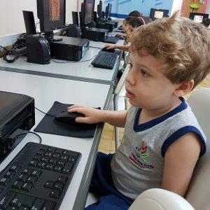 Pré 11 - Conhecendo o computador